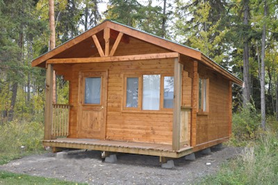 Building the finest prefabricated wood cottages cabins for Canadian kit homes